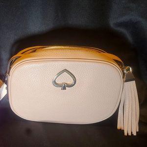 Kate spade kourtney camerabag(cream)